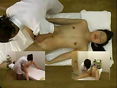 Hidden Cams Japanese Massage
