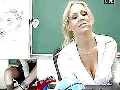 Classroom Teachers blonde mature solo