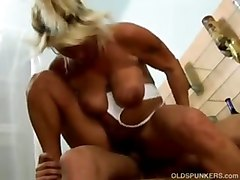 granny mature granny oma facial cumshot hardcore