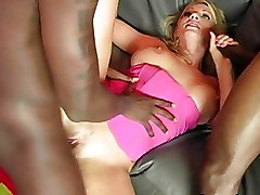 Big Cock Big Tits Interracial