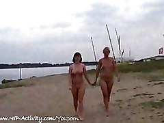 Babes Beach Public nudity