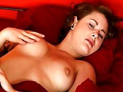 MILF Masturbation Brunette Caucasian MILF Masturbation Piercings Solo Girl Tattoos Toys Vaginal Masturbation