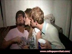college teen hardcore party sex