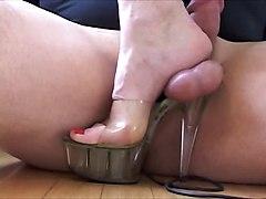 Babes Femdom Foot Fetish