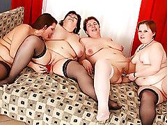 Fat Lesbian