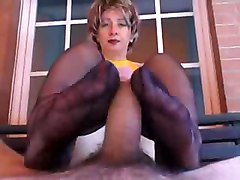 Cumshots Foot Fetish Stockings