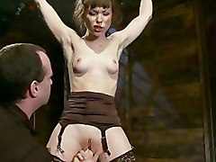 BDSM Bondage Kink Torture fucking machines pussy torture video