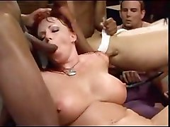 Double Penetration Group Sex Redheads