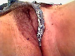 Black and Ebony Hairy Webcams