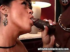 video sex black fucking hardcore big cock interracial milf butt brunette amateur monstercock movie vid wifey debella