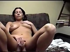 Amateur Brunettes Masturbation
