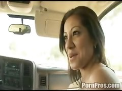 latina reality car interracial big dick big dick