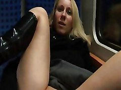 Amateur Public Skirts