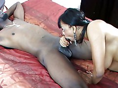 Big Tits Ebony Big Ass Big Tits Black-haired Blowjob Couple Cum Shot Ebony Oral Sex Tattoos Vaginal Sex
