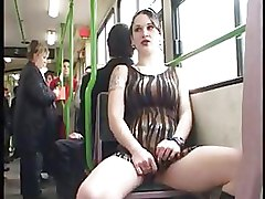 European Pissing Public nudity