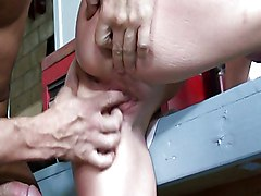 Blonde Blonde Blowjob Caucasian Couple Cum Shot Gagging Oral Sex Shaved Vaginal Sex Jasmine Jolie