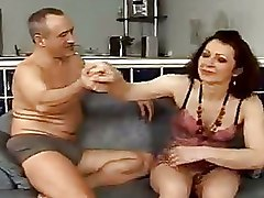 Anal Mature doggy style older