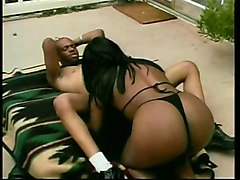 Ebony Big Cock Black-haired Blowjob Couple Cum Shot Ebony Oral Sex Vaginal Sex