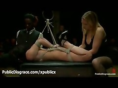public disgrace bdsm domination submission fetish