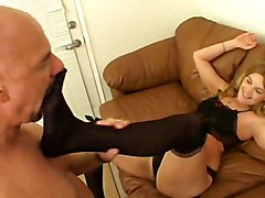 Blowjob Cumshot Blonde Lingerie Blonde Blowjob Caucasian Couple Cum Shot Fetish Footjob High Heels Lingerie Masturbation Oral Sex Shaved Stockings