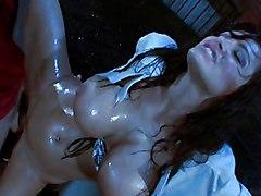 Big Tits MILF Big Ass Big Tits Brunette Caucasian Couple Cum Shot MILF Outdoor Pornstar Vaginal Sex Lisa Ann