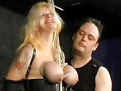 BDSM Bondage Electricity Torture electro extreme pain