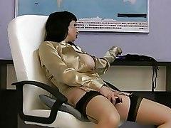 Milf Satin Stockings