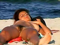Beach Public Nudity Upskirts Voyeur