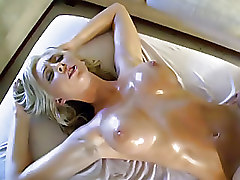 Babes Blowjob Massage Oiled Sex