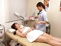 Japanese Lesbians Massage