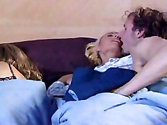Anal Mature blonde