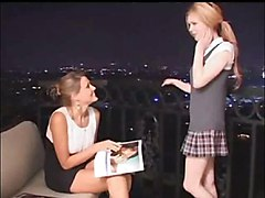 Blondes Lesbians Pornstars
