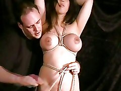BDSM Bondage Japanese Teen Koko li Suspension bondage asian bdsm asian bondage bizarre bdsm hanging pain