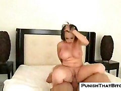 punishment angry sex pornstar huge-tits rough jenna-presley fight big-tits busty fake-tits brunette hardcore anal blowjob oral