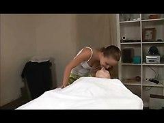 Lesbians Massage Teens