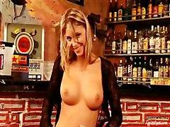 Blonde Lingerie Blonde Caucasian Glamour Lingerie Pantyhose Solo Girl Striptease Heather Wild