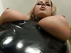 Babes Big Tits Latex