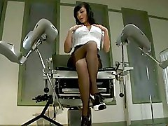 Fucking Machines Milf Stockings