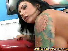 Big Cock Milf Riding Squirting Tattoo