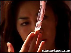 japanese wife asian fuck condom
