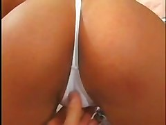 laura lion home made anal sex creampie