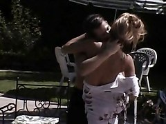 Jessica Drake Gets More Than A Mouthful