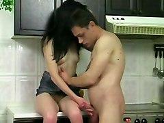 Blowjob Brunette Caucasian Couple Licking Vagina Masturbation Oral Sex Toys Vaginal Masturbation Vaginal Sex