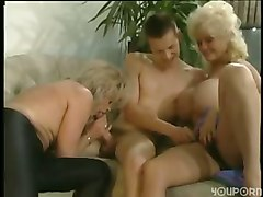 Big Tited Blonde Brings Her Clit To Life