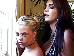 Lesbian Blonde Blonde Brunette Caucasian Lesbian Licking Vagina Masturbation Oral Sex Outdoor Shaved Stockings Toys Vaginal Masturbation Flick Shagwell Sunrise Adams