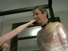 Mistress Cum Eating Cuckold Cuck Humiliation Mean HumiliateCum Other Fetish Bizarre