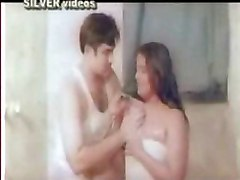 Indian actress bathing and fucking in softcore movie video