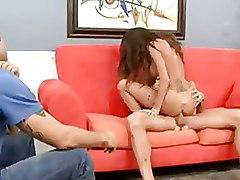 Big Tits Cuckold Milf Riding