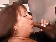 BBW Interracial Matures