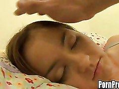 Bedroom Sleeping Tits teen